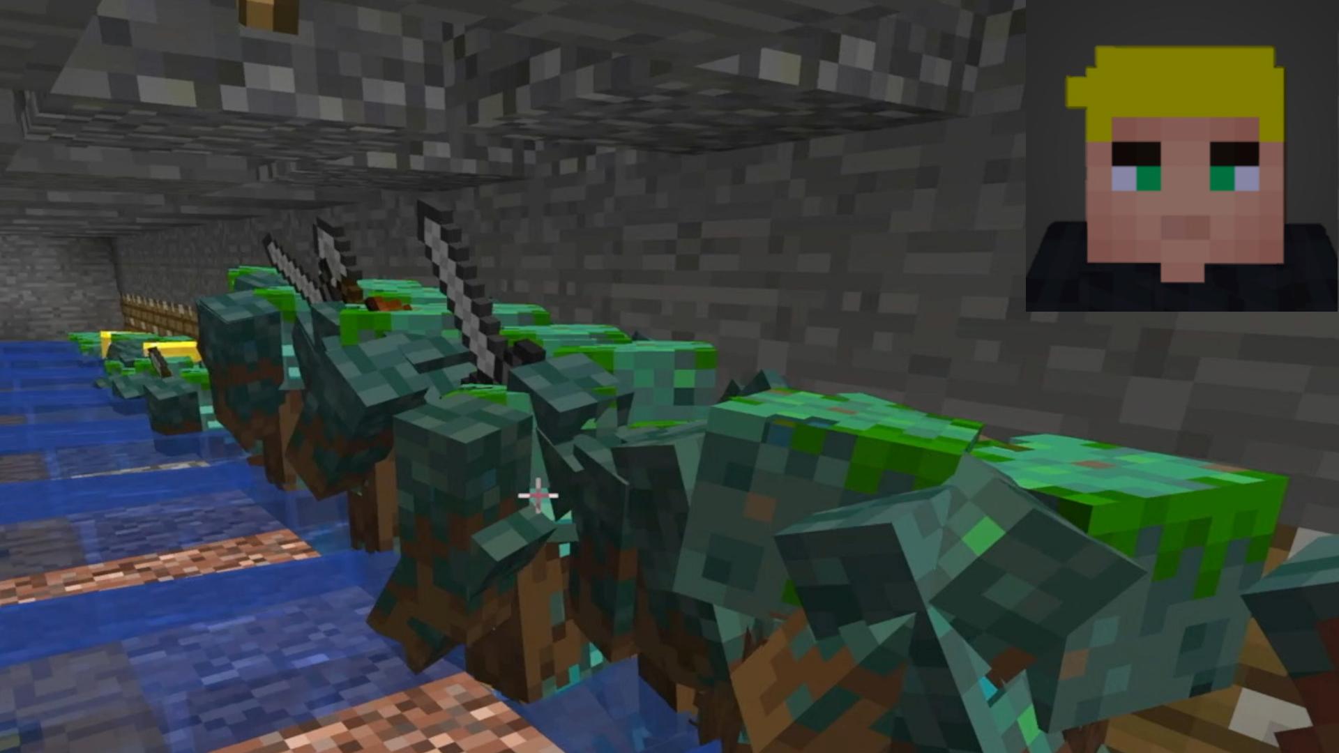 Top 12 Minecraft Drowned Farm 1 13 2 - Gorgeous Tiny